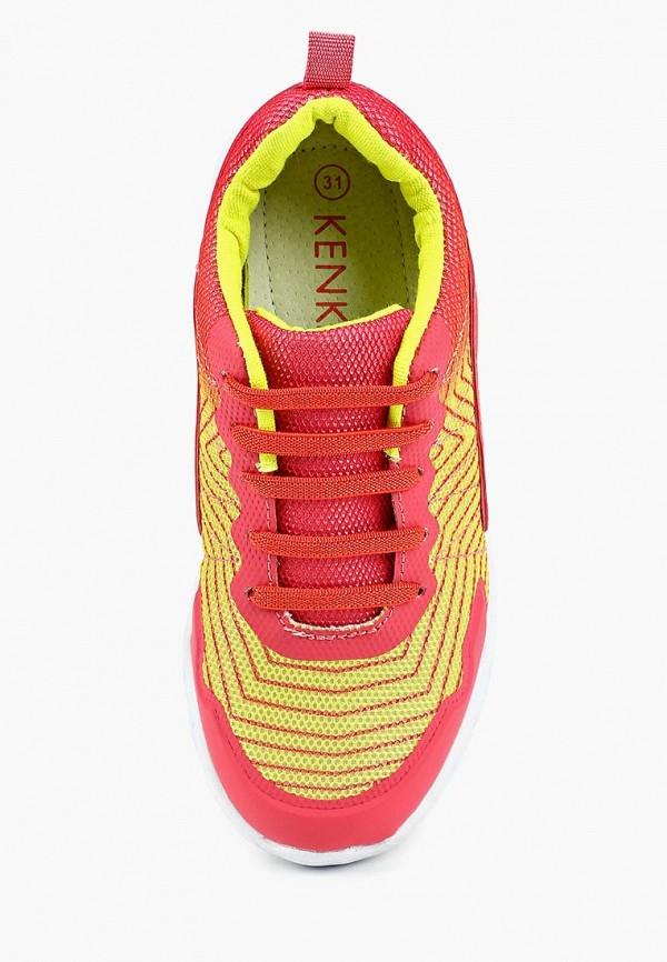 Кроссовки для девочки Kenka OFT_62418_coral Фото 4