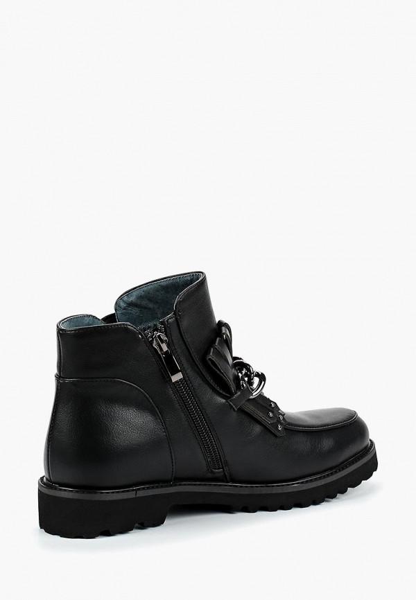 Ботинки для девочки Kenka TAF_9268-73_black k Фото 2