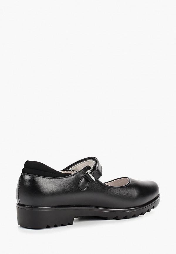 Туфли для девочки Kenka TQI_1568-1_black k Фото 2