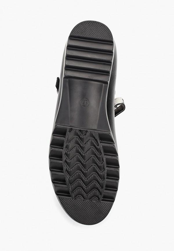 Туфли для девочки Kenka TQI_1568-1_black k Фото 3