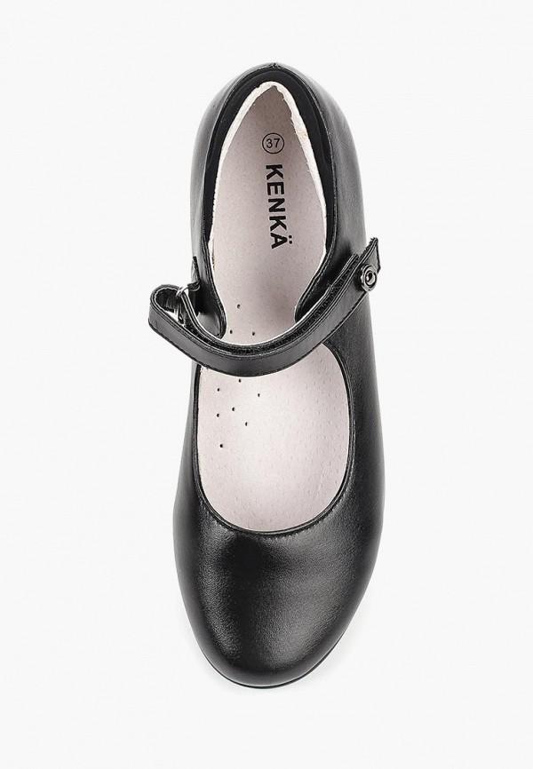 Туфли для девочки Kenka TQI_1568-1_black k Фото 4