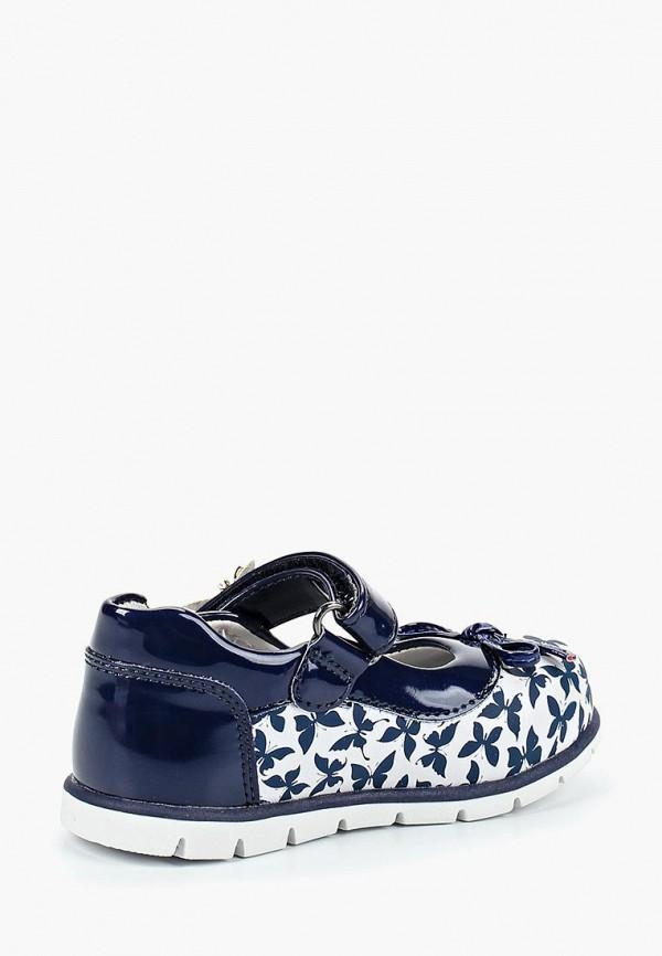 Туфли для девочки Kenka UVY_17034_navy Фото 2