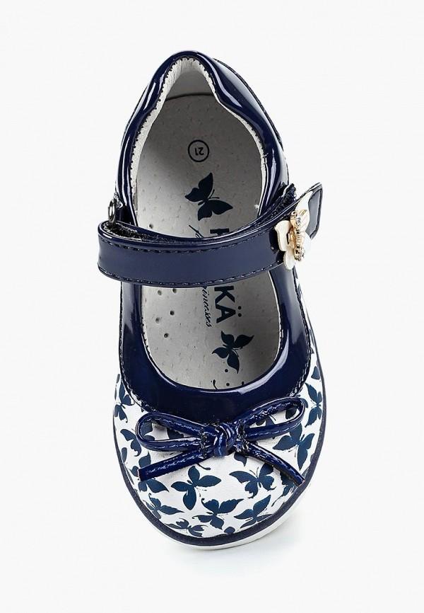 Туфли для девочки Kenka UVY_17034_navy Фото 4