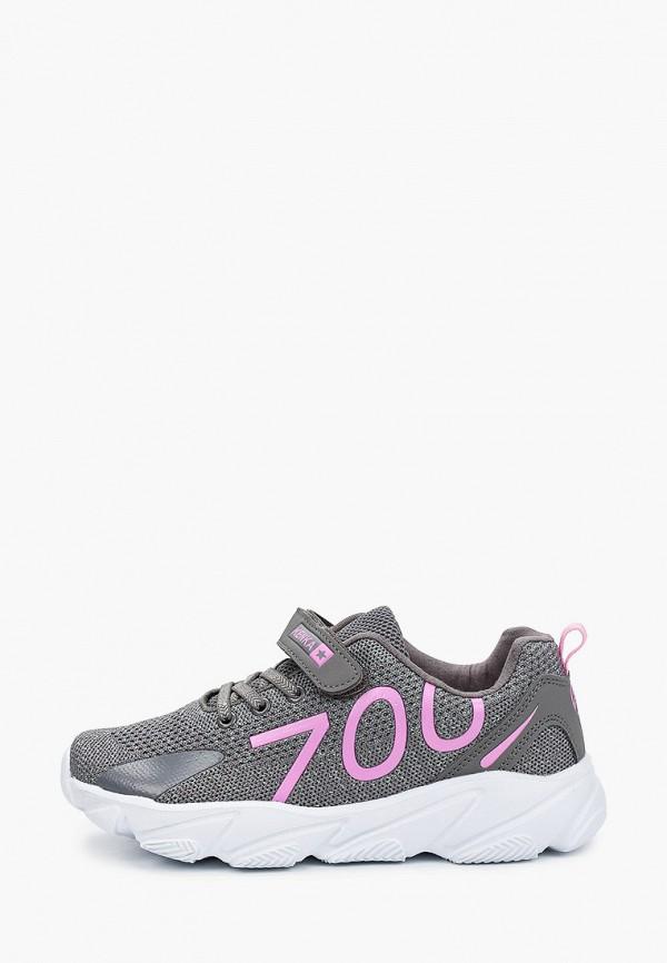 Кроссовки для девочки Kenkä IQH_201-1_grey