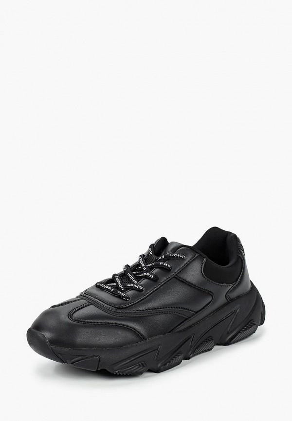 Кроссовки для девочки Kenkä ADP_1906704_black Фото 2