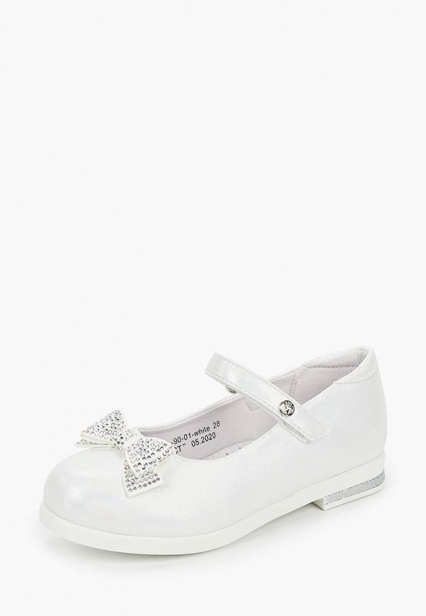 Туфли для девочки Kenkä RWL_90-01_white Фото 2
