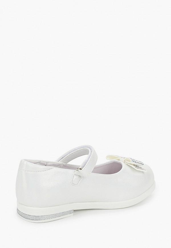Туфли для девочки Kenkä RWL_90-01_white Фото 3