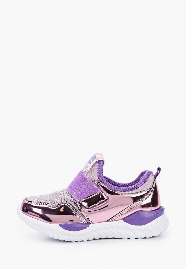 кроссовки kenka для девочки, фиолетовые