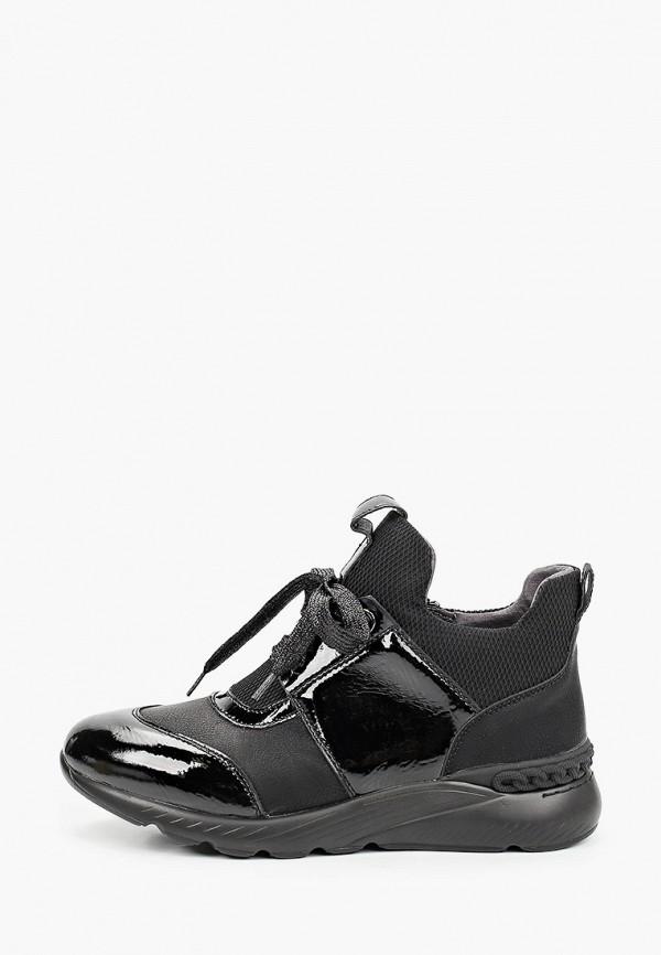 ботинки kenka для девочки, черные