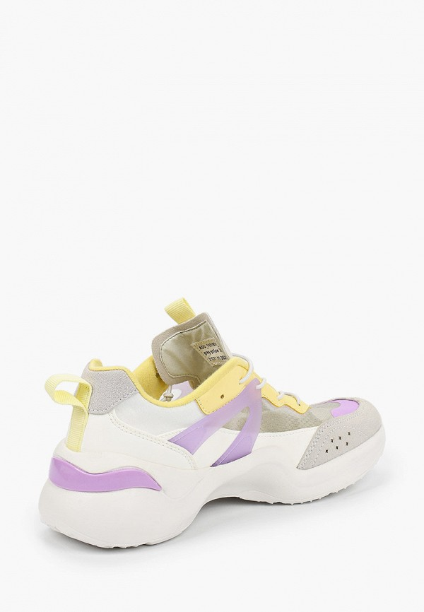 Кроссовки для девочки Kenkä ADU_1011901_grey-yellow Фото 3