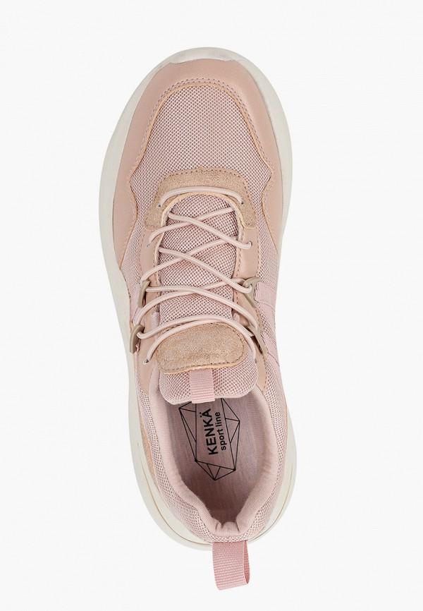 Кроссовки для девочки Kenkä ADU_1011902_pink Фото 4