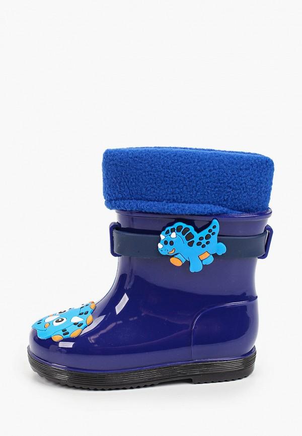 резиновые сапоги kenka малыши, синие
