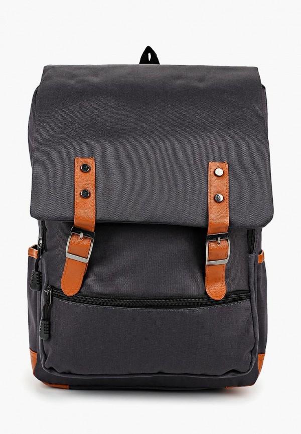 рюкзак kenka для мальчика, серый