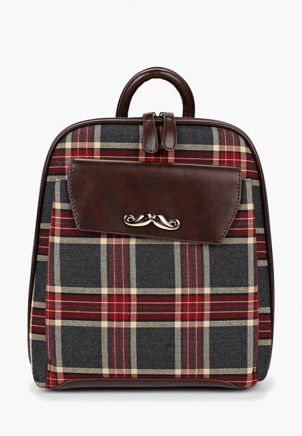рюкзак kenka для девочки, бордовый