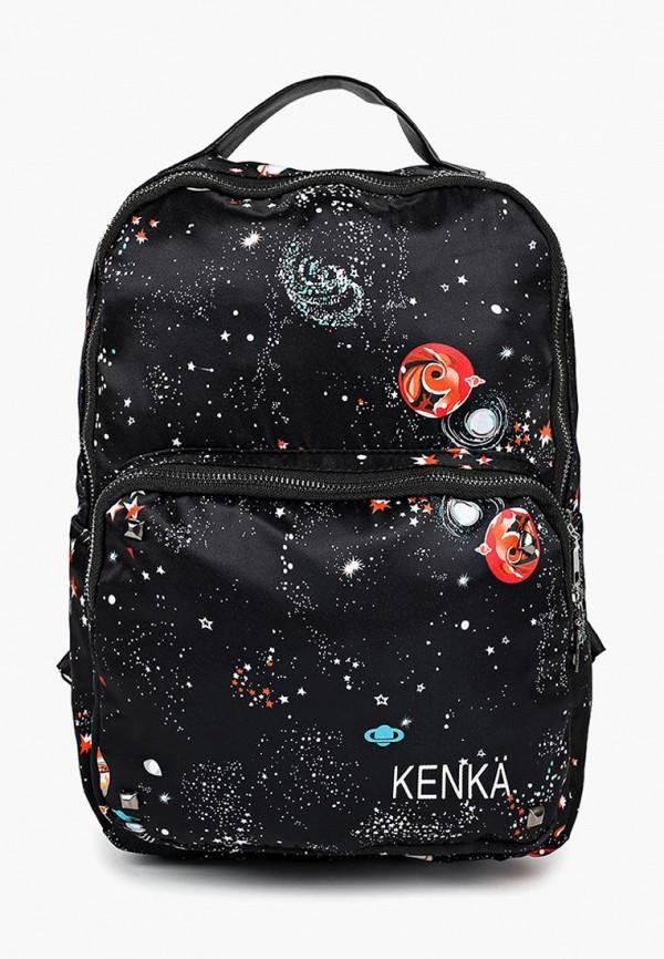 рюкзак kenka для девочки, черный
