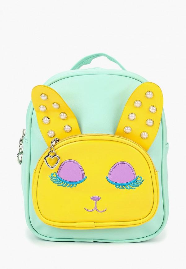 рюкзак kenka для девочки, бирюзовый