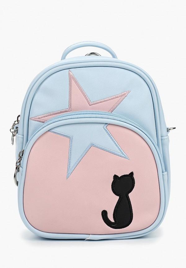 рюкзак kenka для девочки, голубой