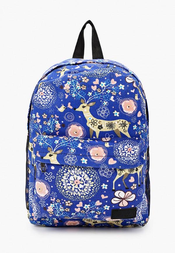 рюкзак kenka для девочки, синий