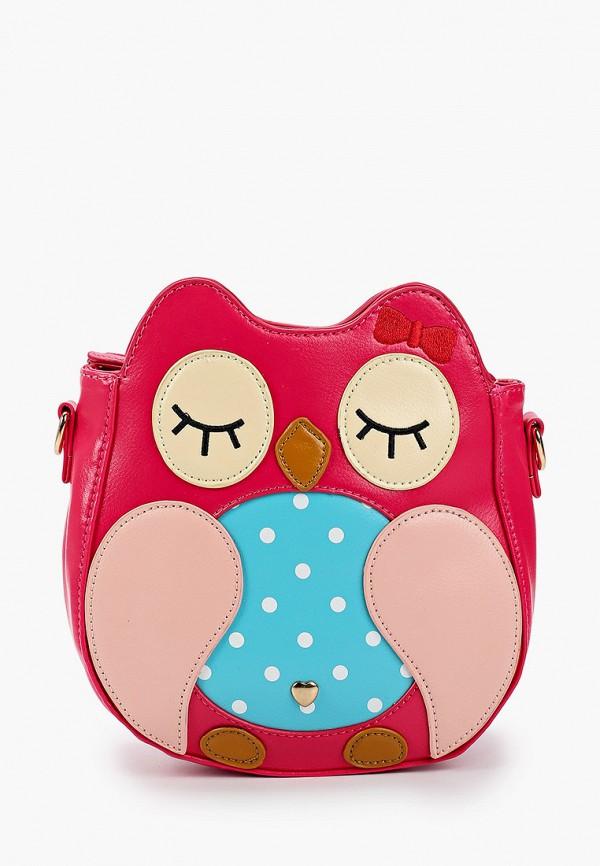 сумка kenka для девочки, розовая