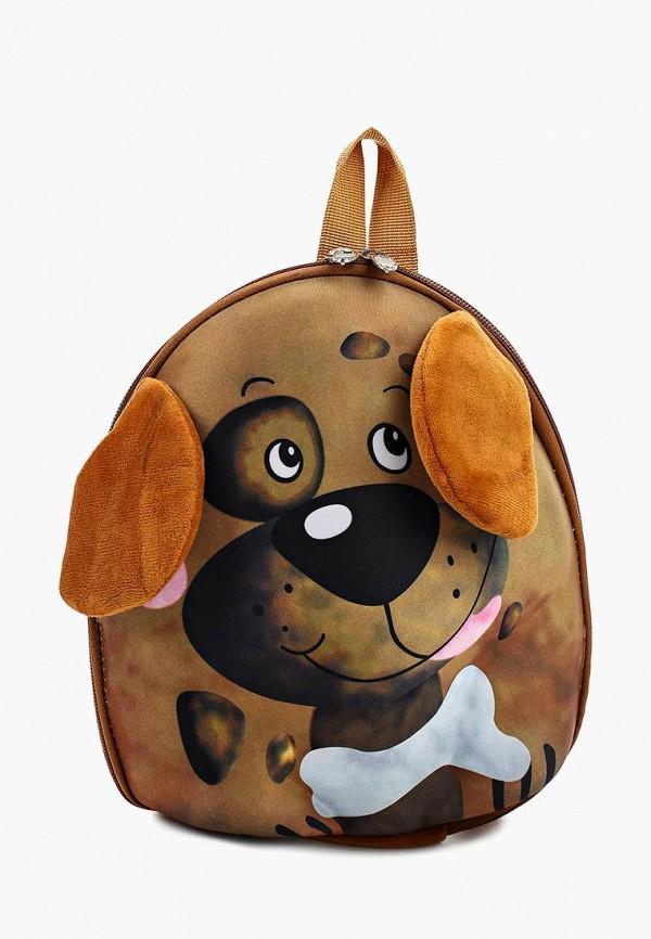 рюкзак kenka малыши, коричневый