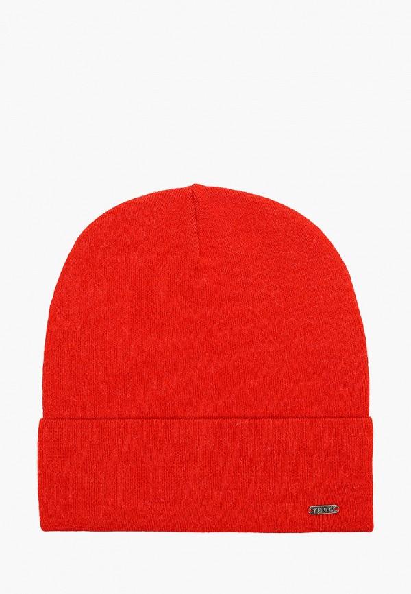 шапка kenka для девочки, красная