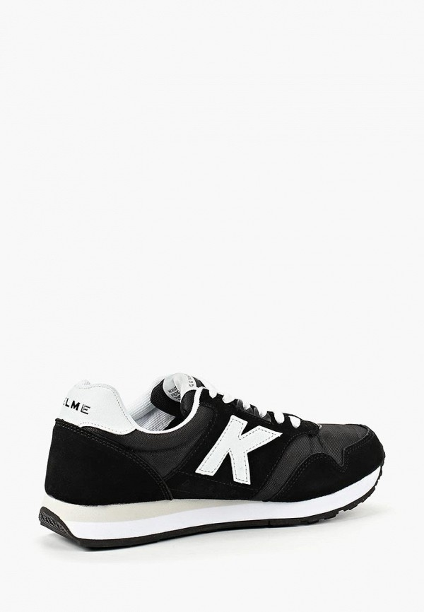 Фото 2 - мужские кроссовки Kelme черного цвета