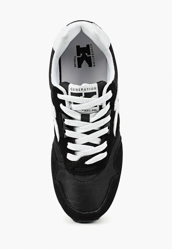 Фото 4 - мужские кроссовки Kelme черного цвета