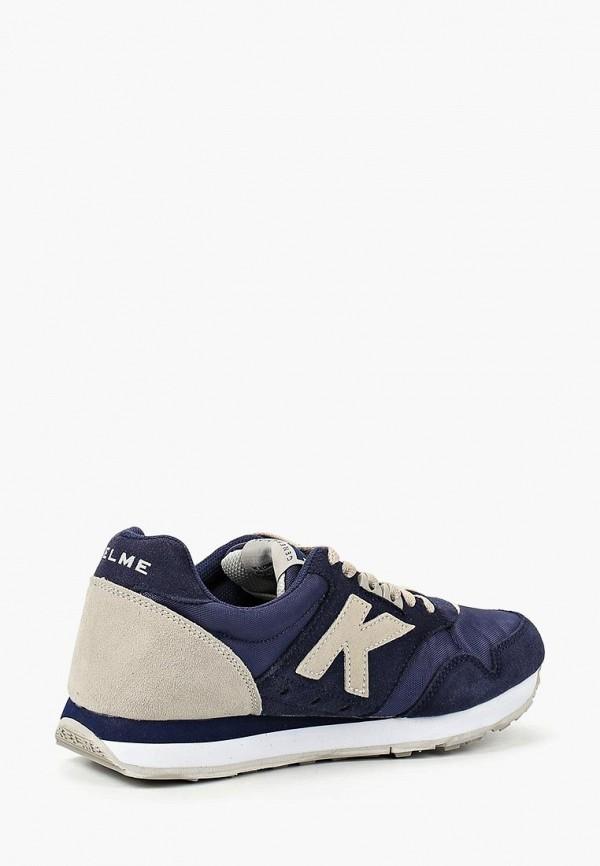 Фото 2 - мужские кроссовки Kelme синего цвета