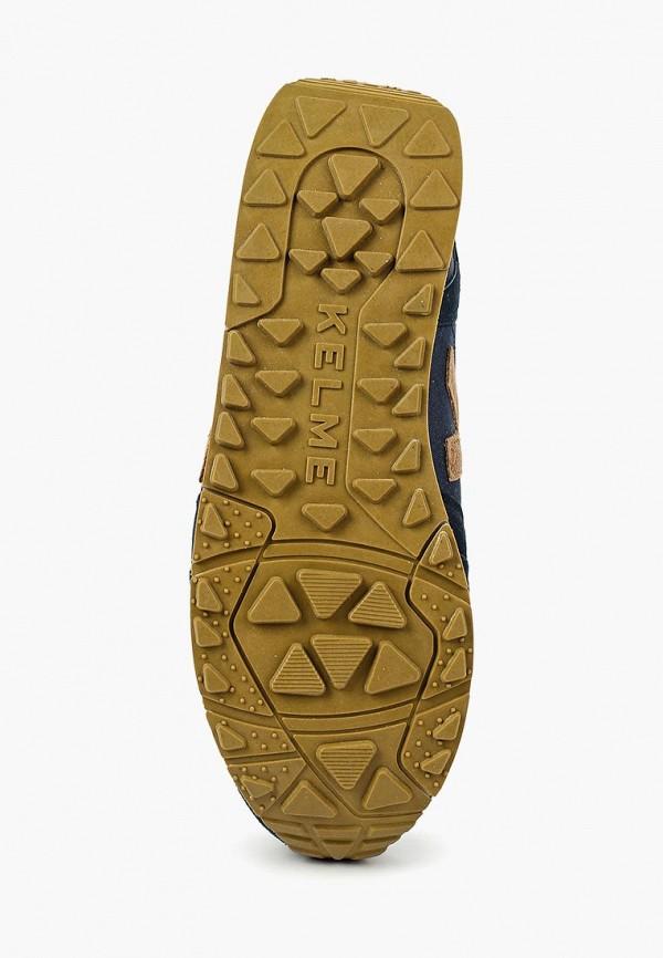 Фото 3 - мужские кроссовки Kelme синего цвета