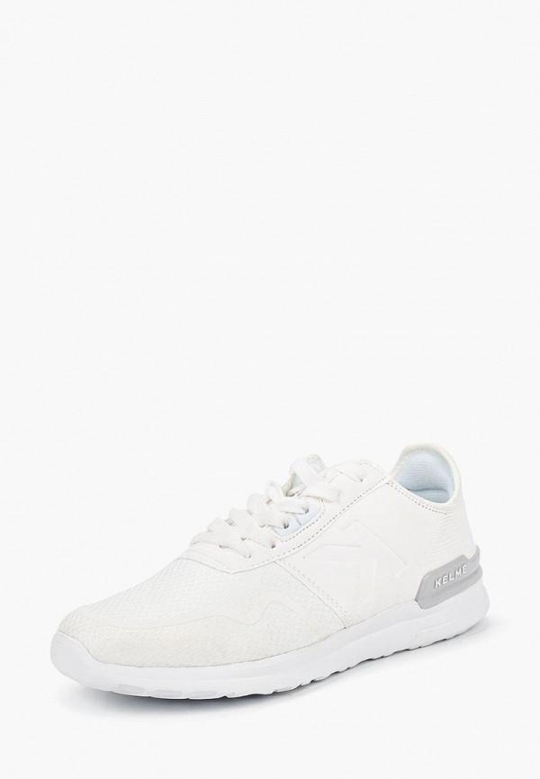 женские кроссовки kelme, белые