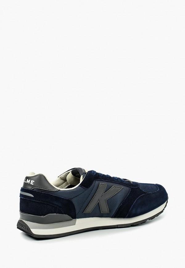 Фото 2 - женские кроссовки Kelme синего цвета