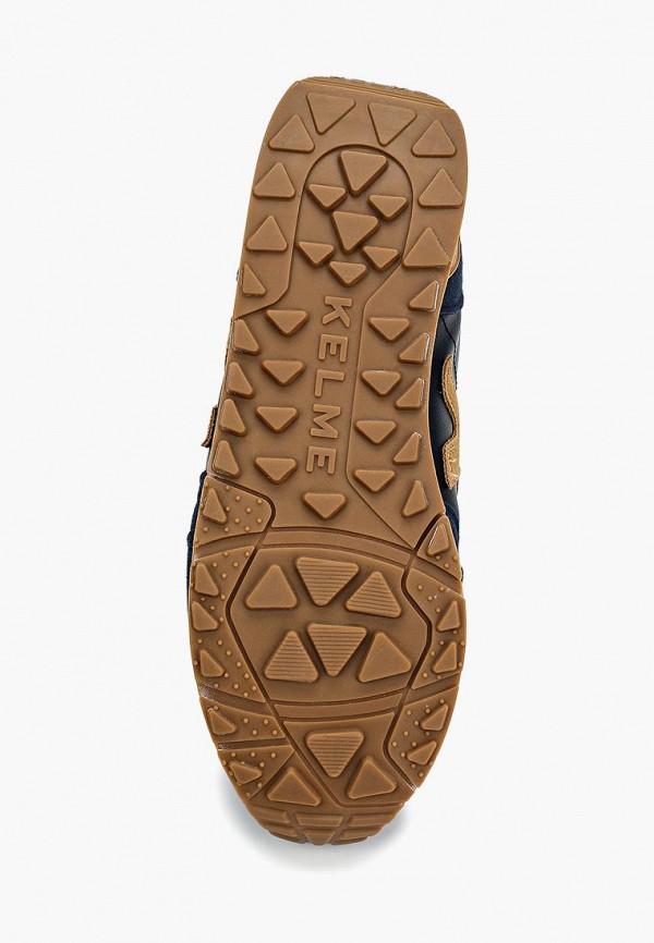 Фото 3 - женские кроссовки Kelme синего цвета