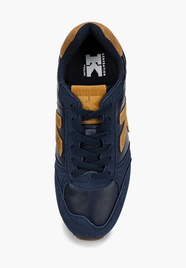 Фото 4 - женские кроссовки Kelme синего цвета