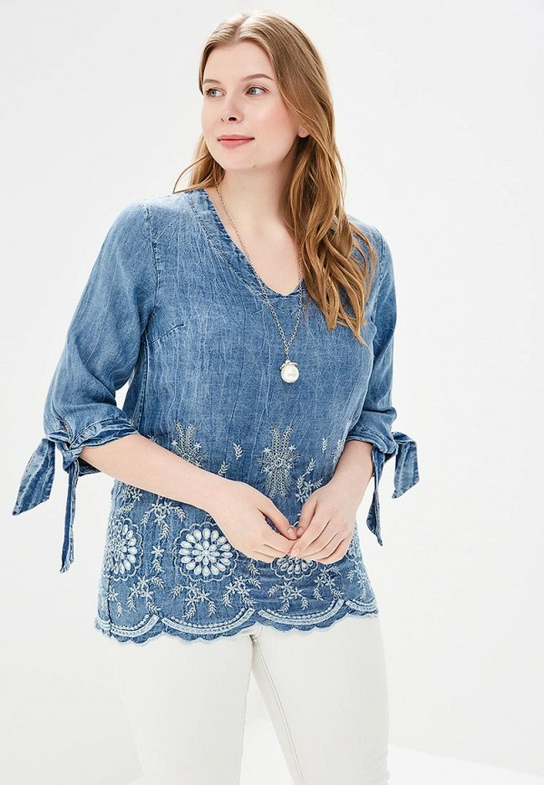Блуза Keyra Keyra KE011EWAPNM3 блуза keyra keyra ke011ewxez09