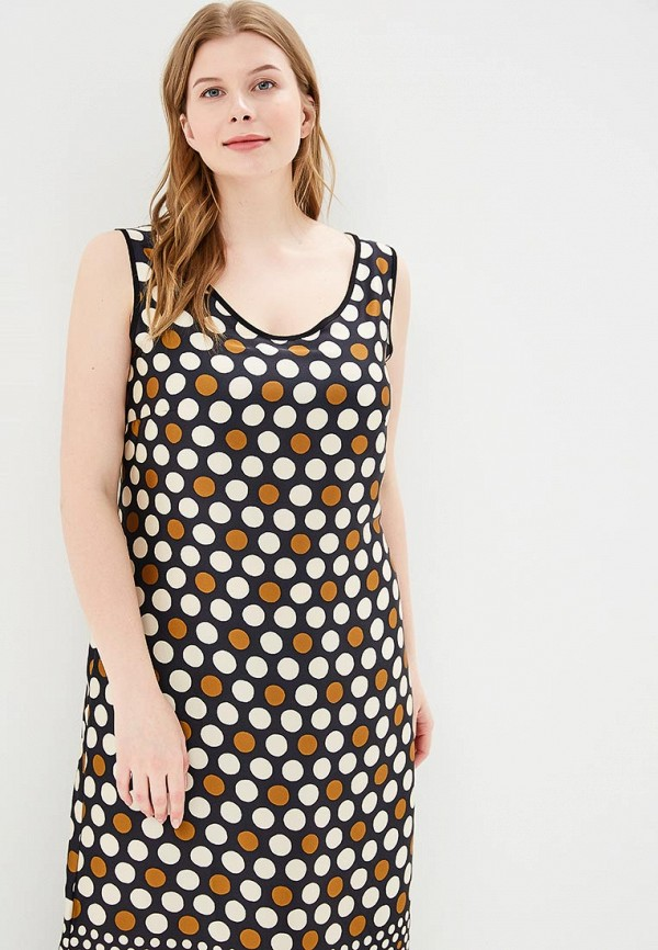 Фото 2 - женское платье Keyra разноцветного цвета