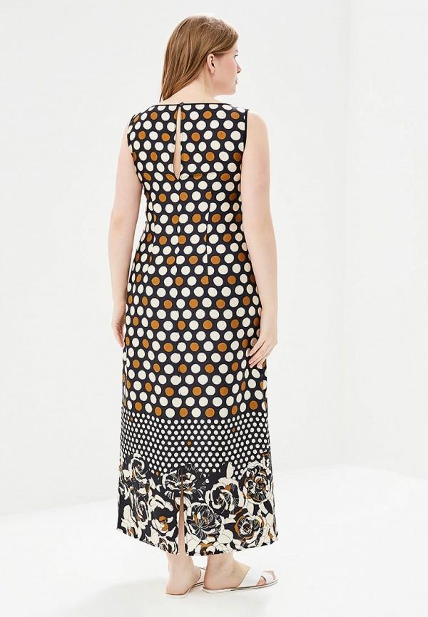 Фото 3 - женское платье Keyra разноцветного цвета