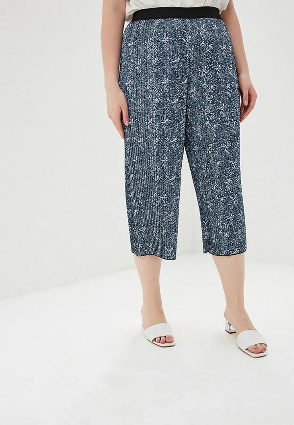 женские повседневные брюки keyra, синие