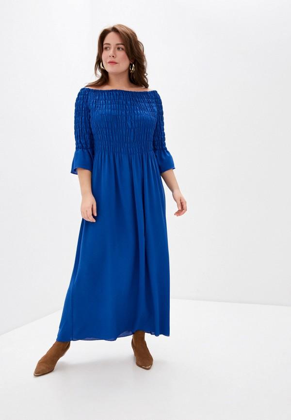 женское повседневные платье keyra, синее