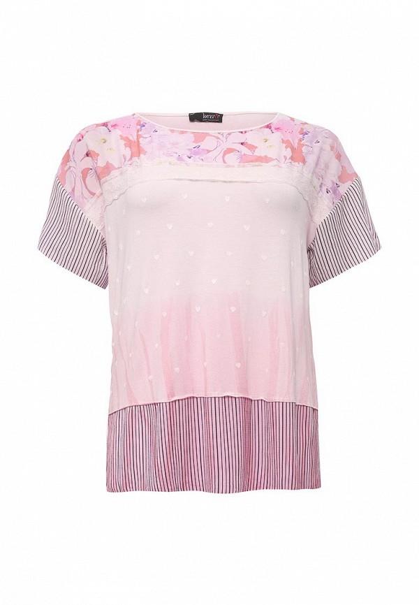 Футболка Keyra Keyra KE011EWRCM55 блуза keyra keyra ke011ewxez09