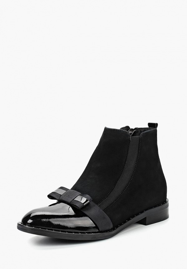 Купить Ботинки Keryful, KE012AWCGQY1, черный, Осень-зима 2018/2019
