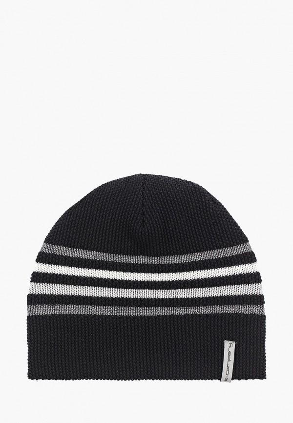 шапка kerry для мальчика, черная