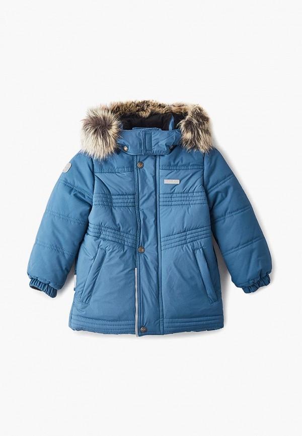 куртка kerry для мальчика, бирюзовая
