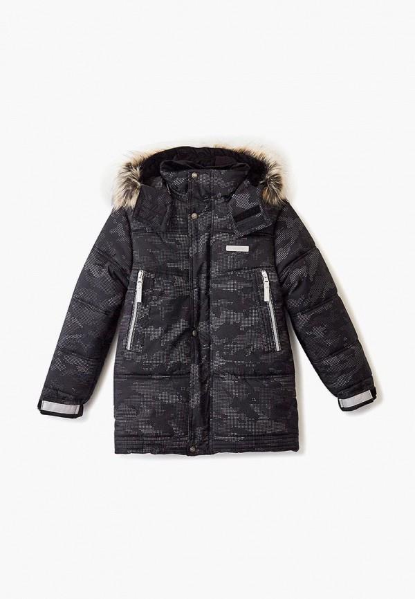 куртка kerry для мальчика, серая
