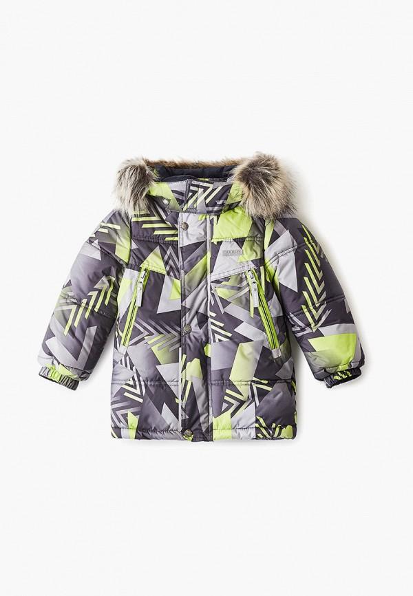 куртка kerry для мальчика, разноцветная