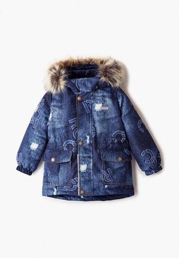 куртка kerry для мальчика, синяя