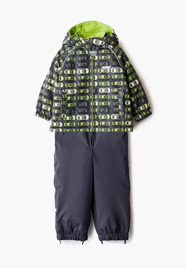 комбинезоны и костюмы kerry для мальчика, зеленые