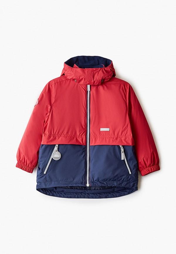 утепленные куртка kerry для мальчика, разноцветная