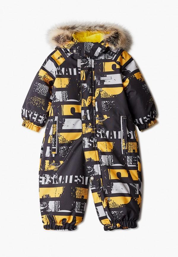 комбинезоны и костюмы kerry для мальчика, черные