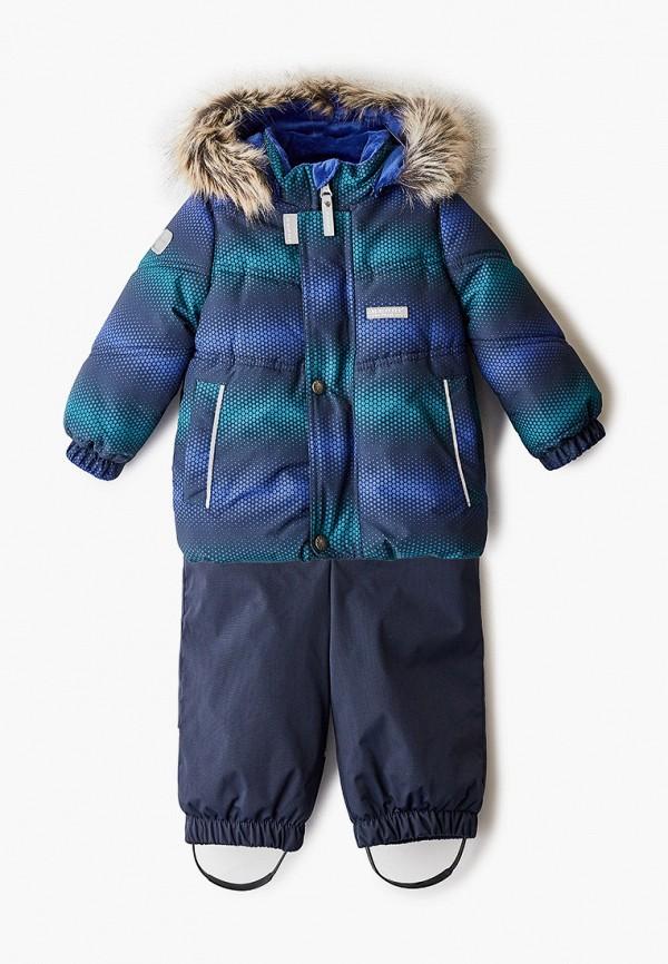 комбинезоны и костюмы kerry для мальчика, синие