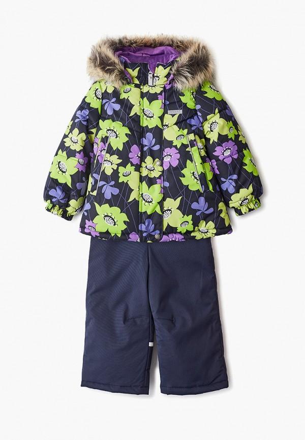 костюм kerry для девочки, синий